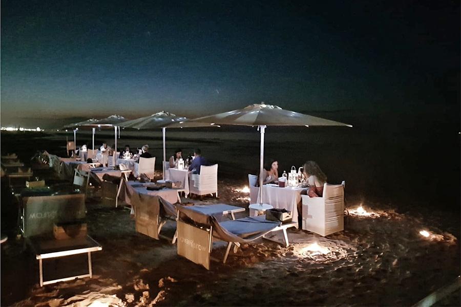 mojitobeach_cena_spiaggia